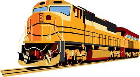 Freight Train Clipart At Getdrawingscom  Free For