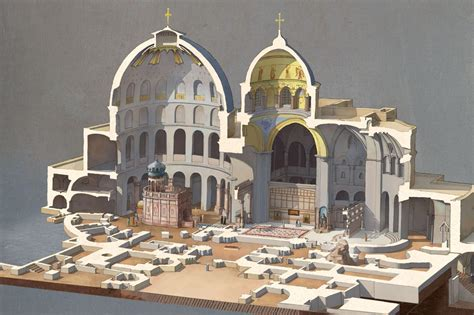 See The Site In Jerusalem That May Be Jesus' Tomb