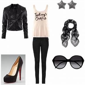 Another bad girl look I love | Bad Girl look | Pinterest | Mauvaises filles Tenues ...