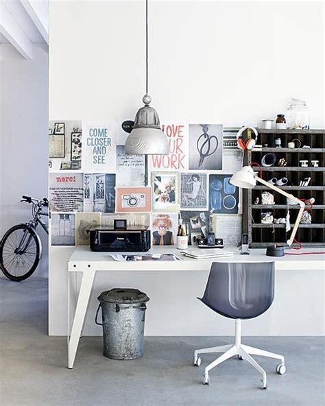 bureau cosy aménagement décoration bureau cosy