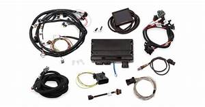 Holley Terminator X Mpfi Kit For Dodge Gen 3 Hemi Engine