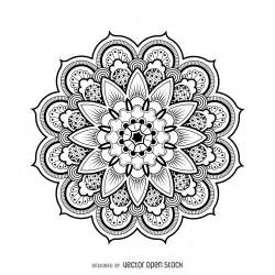 mandala designer mandala design drawing vector