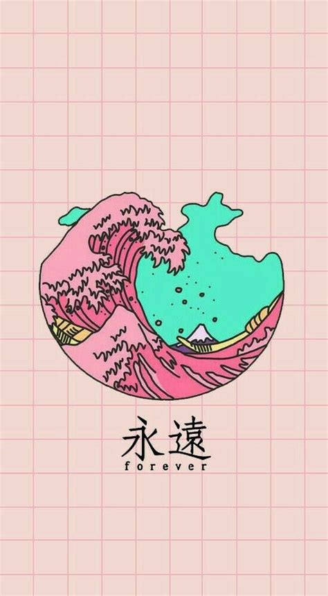 Aesthetic Illustration Aesthetic Lock Screen Anime Wallpaper Iphone by Dreamsofmadi Pixels Aesthetic Wallpapers Iphone