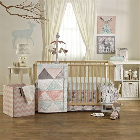 25 best ideas about woodland nursery girl on pinterest