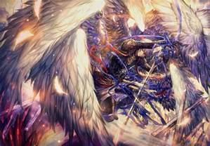 Shingeki No Bahamut Lucifer
