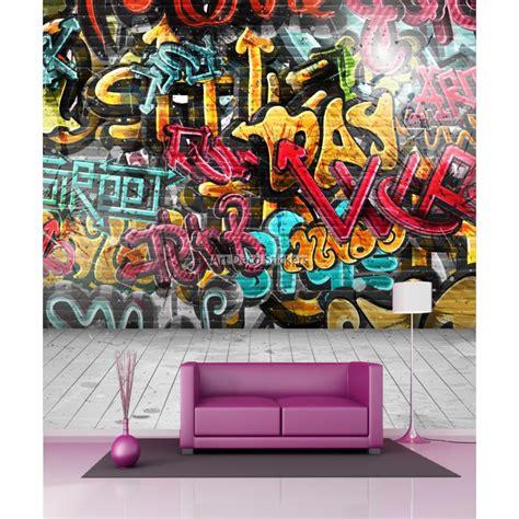 papier peint g 233 ant graffiti 11059 stickers muraux deco