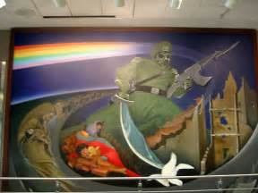 mural denver airport denver colorado mural denver airpo flickr photo