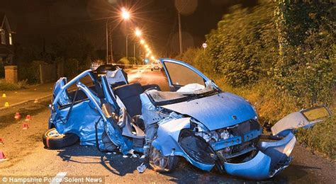 Image Result For Drunk Driving Smashed Car Campaign