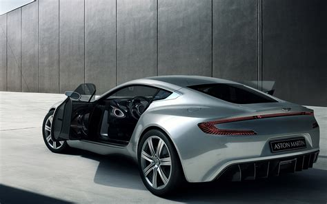 Aston Matin Car :  Aston Martin One-77 Photo Car Wallpaper