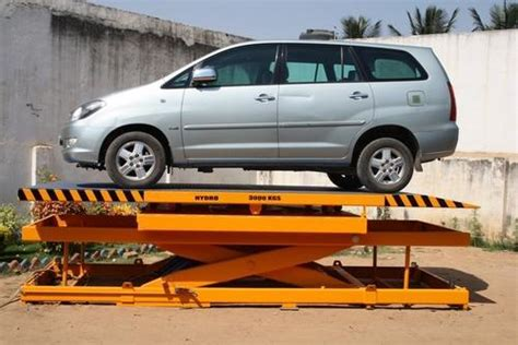 Hydro Hydraulic Car Scissor Lift