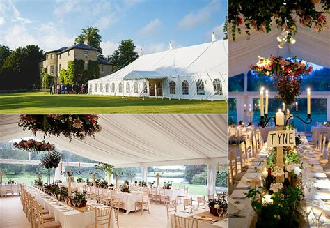 marvellous marquee wedding venues chwv