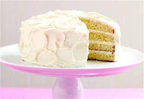 cuisine a la mode gâteau étagé à la vanille coup de pouce