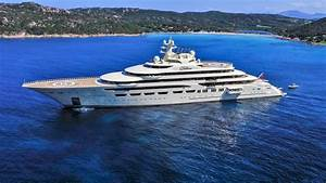 DILBAR The New Worlds Largest Yacht Forever Mogul