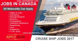 CANADA CRUISE SHIPS Jobs 2018 - Cruise Ship Canada Jobs