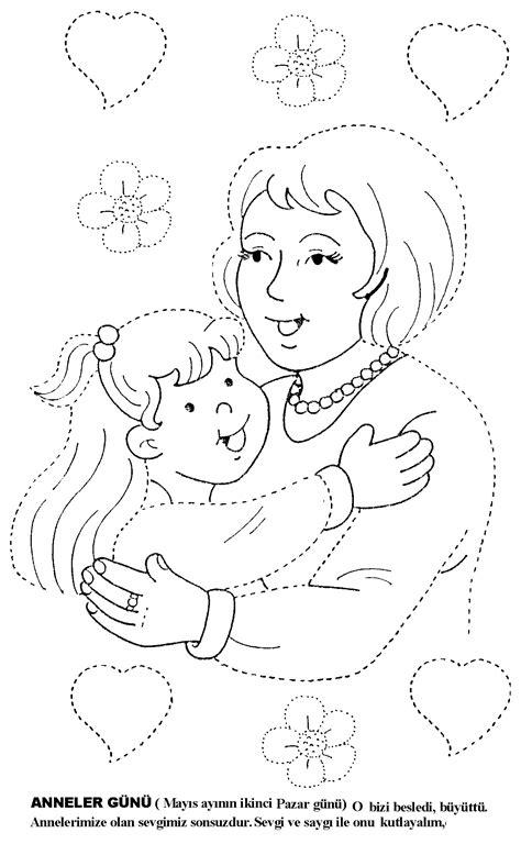 mothers day worksheet  kids crafts  worksheets