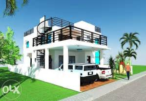 architectural blueprints for sale modern design house with roof deck for 12m x 20m 240 sq