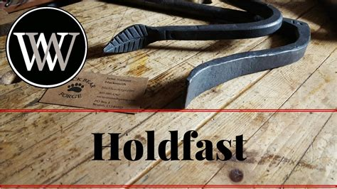 holdfast woodworking bench