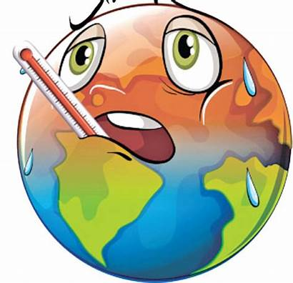 Warming Global Clipart Cliparts Earth Clip Poster