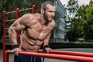 The Best Bodyweight Workouts Poster For Men  Abs  Chest  U0026 Arms