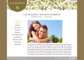 Theknot Websote Templates by Download Free Wedding Website Templates The Knot Free