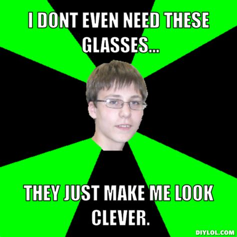 Nerd Glasses Meme - nerd glasses meme bing images