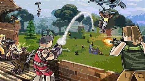 fortnite es el nuevo minecraft lasverdadesnet