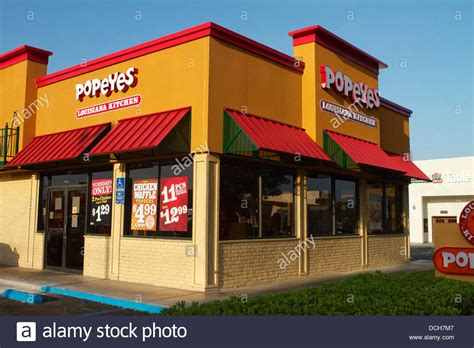 ca cuisine popeyes louisiana kitchen restaurant in california with