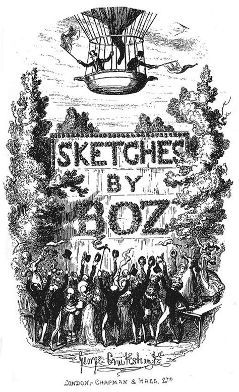 The Charles Dickens Page - Sketches by Boz Illustrations