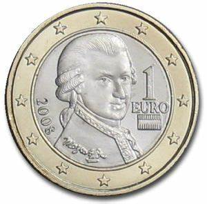 Carte Nickel Relief : coin 1 euro wolfgang amadeus mozart composer new relief map austria 2002 today 2nd ~ Medecine-chirurgie-esthetiques.com Avis de Voitures
