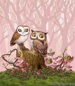 Owl Love by LiaSelina on DeviantArt