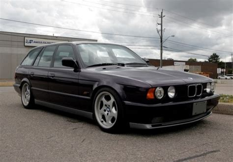 1992 Bmw M5 Touring  Bring A Trailer