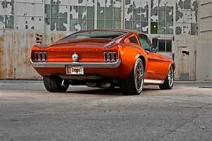 Wide Ride: A Custom 1967 Widebody Mustang Fastback