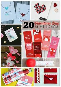 Great Ideas -- 20 Valentine's Day Gift Ideas!