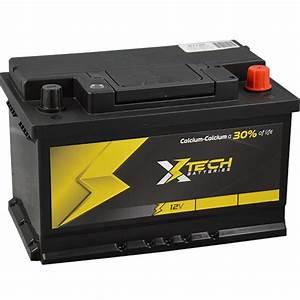 Batterie 74 Ah : bater a xtech bt74a 12v 74ah 680a bater as para coche ~ Jslefanu.com Haus und Dekorationen
