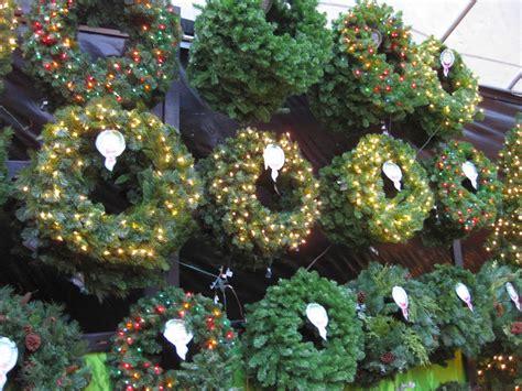 wreaths garlands greens   sherwood forest