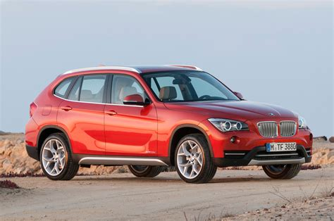 Bmw X1 To Go Front-wheel Drive With The New Generation