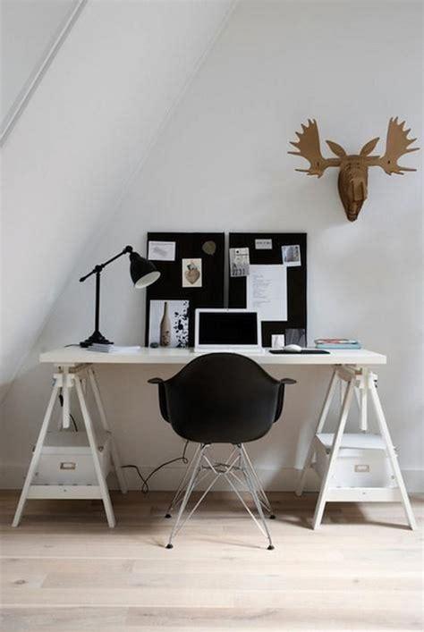 bureau d architecte ikea 42 idées déco de bureau pour votre loft