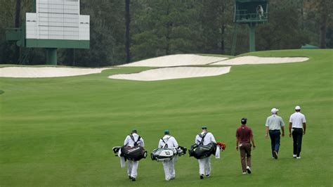 Soaking up the experience of Tiger Woods, Fred Couples ...