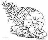 Pineapple Coloring Printable Colouring Pineapples Cool2bkids Fruits Para Fruit Apple Pine Colorir Tart Desenho Vegetables Abacaxi Desenhos Popular sketch template