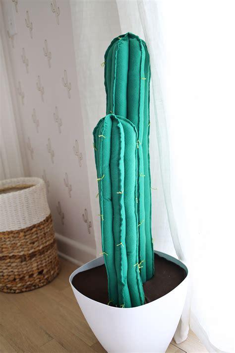 So Kann Man Aus Filz Einen Tollen Kaktus Selber Machen