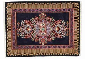kashan tapis 106x81 id35462 achetez votre tapis With tapis carré 100x100