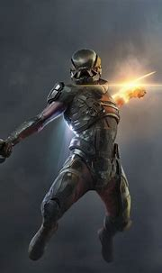 Mass Effect Andromeda Full Hd 3D Wallpapers - Cool HD ...