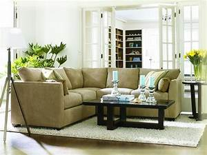 Horizon sectional sofa by norwalk sofas and sofa beds for Sectional sofa in a small room