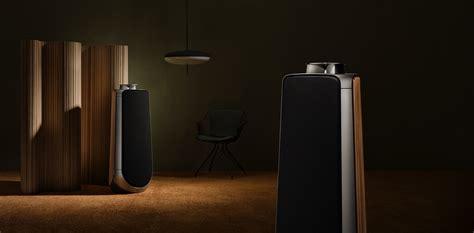 olufsen beolab 50 b o 的这对要价近 4 万美元的 beolab 50 音响看起来有点像电风扇 动点科技