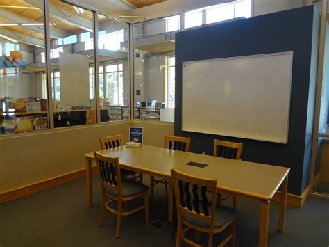 College Walk Study Room | Library