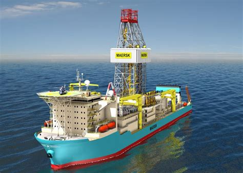 Maersk Bags Gulf of Mexico Contract for Its Under ...