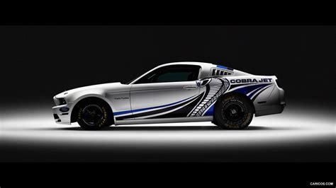 Mustang Cobra Jet Logo by Mustang Cobra Logo Wallpaper