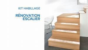 Habillage Escalier Interieur : habillage escalier interieur id es de design maison ~ Premium-room.com Idées de Décoration