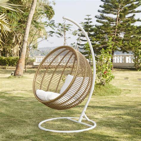 fauteuil de jardin suspendu resine veranda styledevie fr