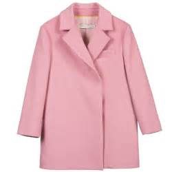 baby girl hair accessories stella mccartney kids pink wool blend